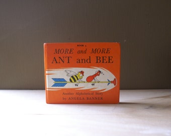 More and More Ant and Bee by Angela Banner, 1973