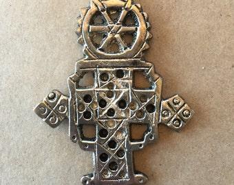 Coptic Cross   (Item # P50)