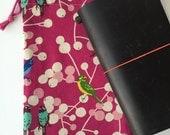 Midori Traveler's Notebook Bag Drawstring