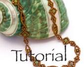 Seed Bead Tutorial Karen Necklace, Bracelet, or Anklet Chain