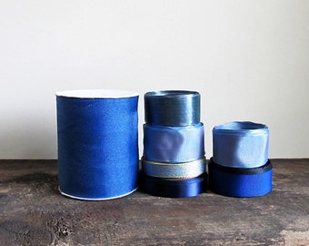 Assortment of Ribbon - Blueberry Collection – Destash Lot