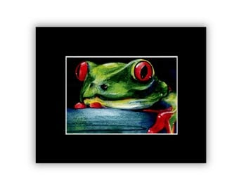 Frog With Wings Etsy