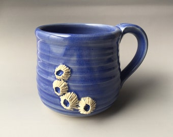 Blue Barnacle Mug READY TO SHIP
