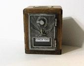 Post Office Box 1943 Door  Bank / Safe