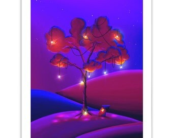 Limited Special Edition - A Night Under The Stars - Signed 8x10 Semi Gloss Print (9/10)