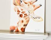 Giraffe #4 Original Paint...