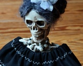 Luna Muerta Skeleton Doll