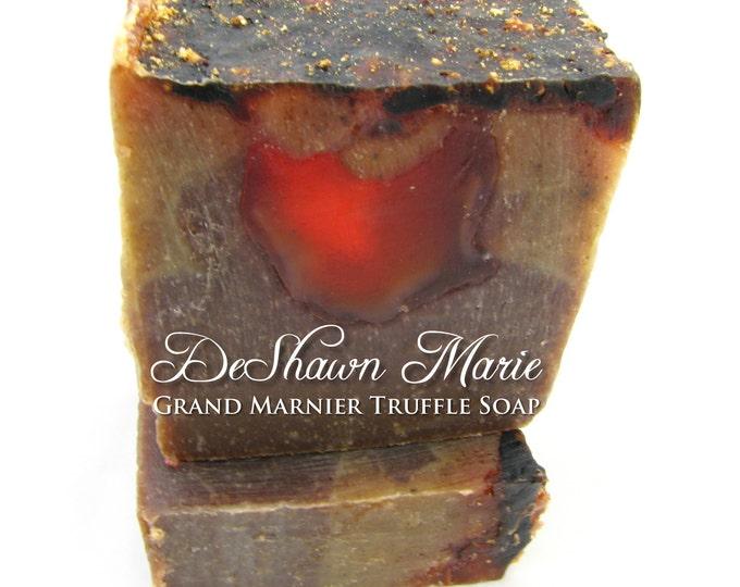 Grand Marnier Handmade Truffly Soap