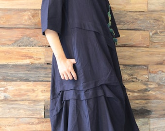 Abbey dress........ indigo colour one size fit to M,L