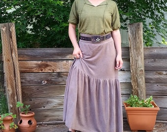 Wildwood peasant top (hemp/organic cotton)
