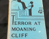 Terror at Moaning Cliff, Melody Lane Mystery Series, Lilian Garis 1935 First Edition-Hardcover/Good