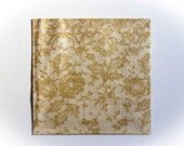 Lace Napkin, Paper Napkin for Decoupage, Craft Napkin, Scrapbooking Napkin, Decoupage Paper Tissue