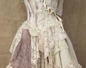 Dusky dress