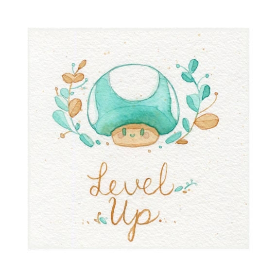 super mario level up how to play