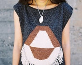 Eva sweater - knitting pattern - pdf
