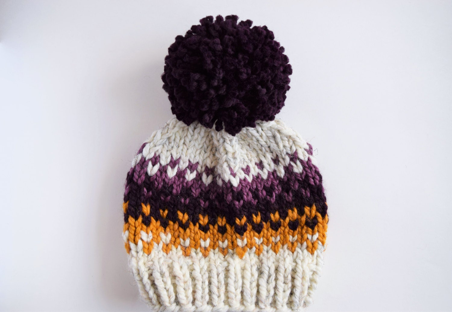 Nov 14,  · Give a hat a playful makeover with pom-poms—no sewing or knitting required! We are deeply in love with pom-poms, so we covered the whole hat for a colorful floral look. If you want something a bit more subtle, try adding a grouping of three pom-pom flowers to one side of the hat instead! Start by Author: Handmade Charlotte.