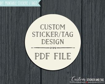 Ready to Pop Tags, Printable Baby Shower Gift Tags, Instant ...