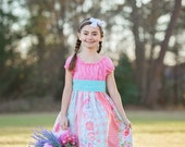 The Primrose dress by Corinna Couture Easter 2016
