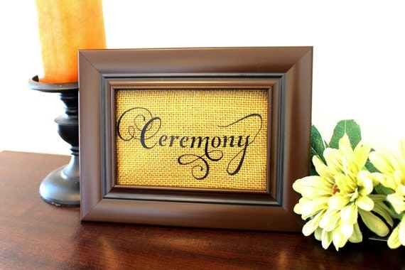 Wedding Ceremony Sign,  Rustic Wedding Sign, Welcome Weddings Sign, Wedding Signs Rustic, Rustic Welcome Sign, Wedding Sign Ideas