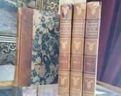 Antique 1911 set Ridpath's History of The United States 4 books