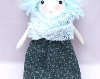 Dolls for Kids - Handmade Ragdoll - Original Soft Doll - Handmade Cloth Doll - Dolls for Girls - Nursery Décor - Gift for Her