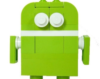 Mini Android building Kit by AbbieDabbles