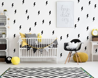 Cloud Decals Cloud Wall Decal Modern Nursery Decor Decor