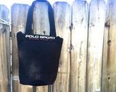 90s Polo Ralph Lauren Tote Bag