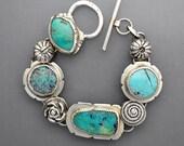 McGinnis Turquoise Bracelet