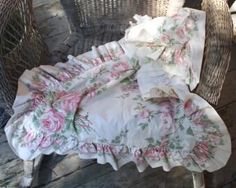 Vintage Bedding Laura Ashley Etsy