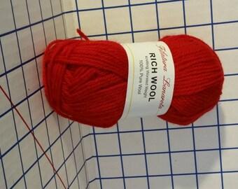 Filatura Lanarota Rich Wool yarn for knitters or crochet