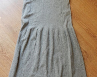 Early 1900s Long Dress Like Antique Swimsuit    NBX34