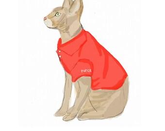 Custom Illustration - Pets