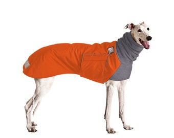 GREYHOUND Winter Dog Coat, Dog Coat, Winter Coat, Dog Clothing
