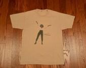 vintage Tina Turner tour shirt Tina Turner concert t-shirt vintage rock t shirt 90s 1990 concert shirt large XL extra large
