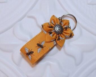 Mini Key Fob - Keychain - Key Fob - Cute Key Fob - Teachers Gifts