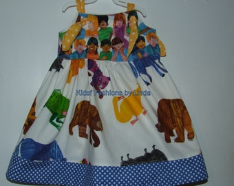 Brown Bear Brown Bear Knot Dress