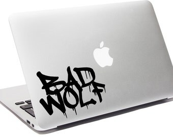 Bad Wolf - Vinyl Decal