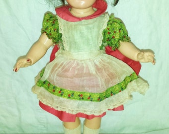 1940's IDEAL Toni Doll 14 Inch P-90