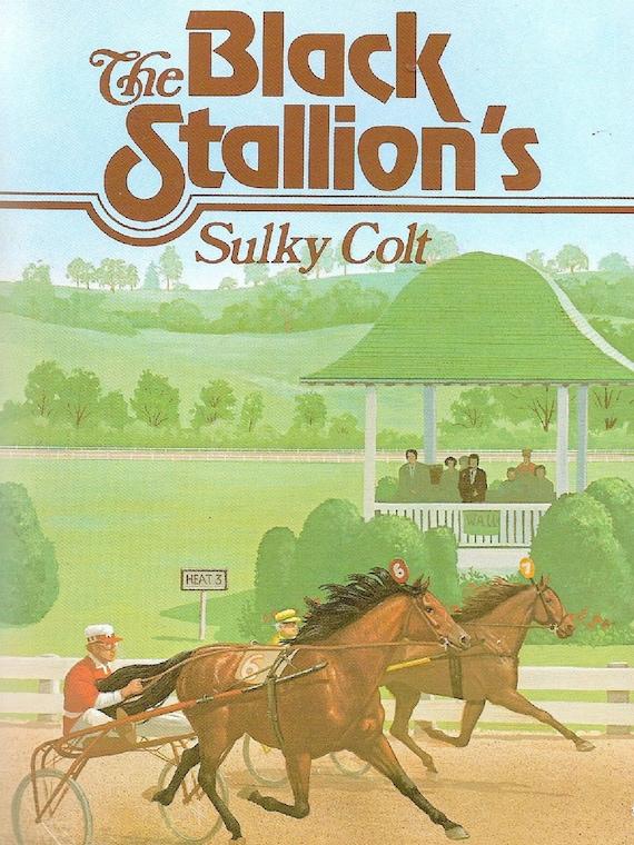 The Black Stallion's Sulky Colt - Walter Farley
