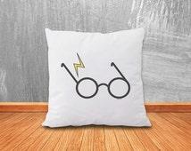einzigartige artikel zum thema harry potter pillow etsy. Black Bedroom Furniture Sets. Home Design Ideas