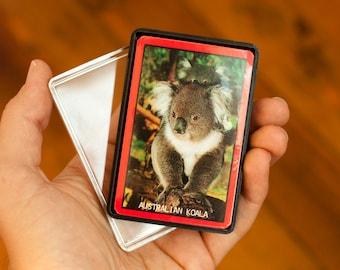 Vintage AUSTRALIAN KOALA Playing Cards - unopened