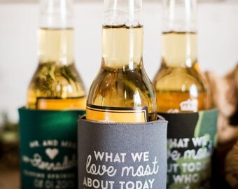 What We Love Most About Today Hipster Wedding Monogrammed Favors Anniversary