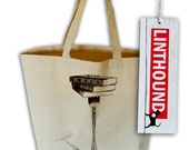 Soul Food Natural Canvas Grocery Tote Bag