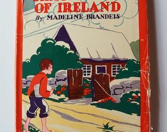 "Vintage Book ""Shaun O'Day of Ireland by Madeline Brandels"
