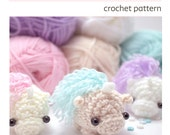 crochet unicorn pattern - plush amigurumi pattern