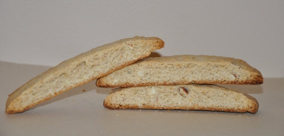 Biscotti  Cookies Anise Almond  Holiday Cookie  Gift Box