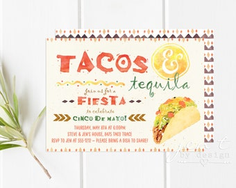 il_340x270.966188844_ga8l 50% off mexican fiesta clipart cinco de mayo taco tuesday,Taco Party Invitations