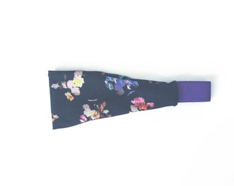 floral, boho, hippie, spring, workout, fitness, headband, sweat band, fitness gear, workout apparel, no slip headband, yoga, pilates, boho