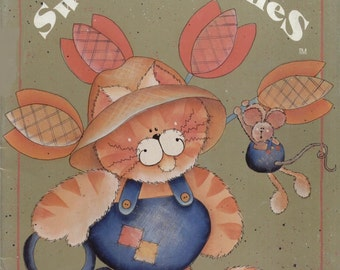 Sweet Patoodies 2 by Sharon Saylor--Decorative Painting